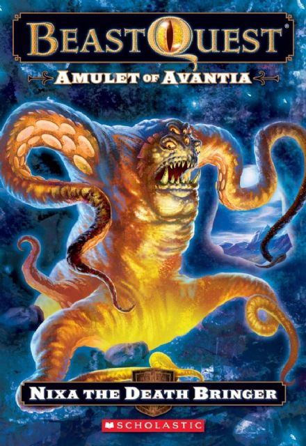 Amulet of Avantia: Nixa the Death Bringer (Beast Quest)